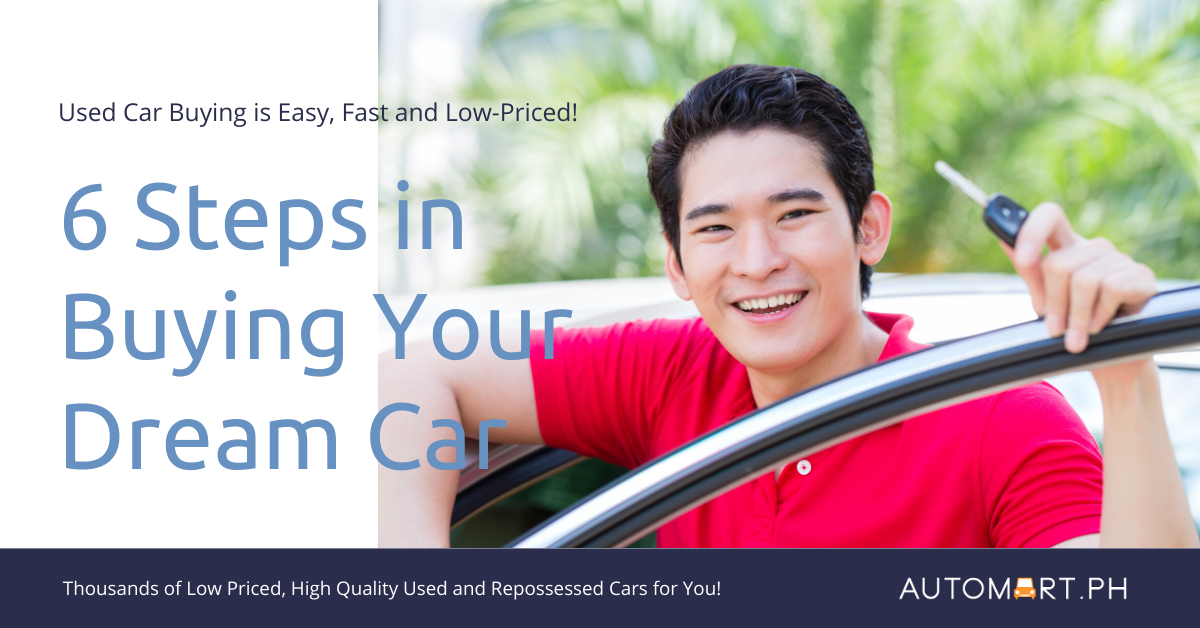 How To Buy Repossessed and Used Cars From Automart.Ph
