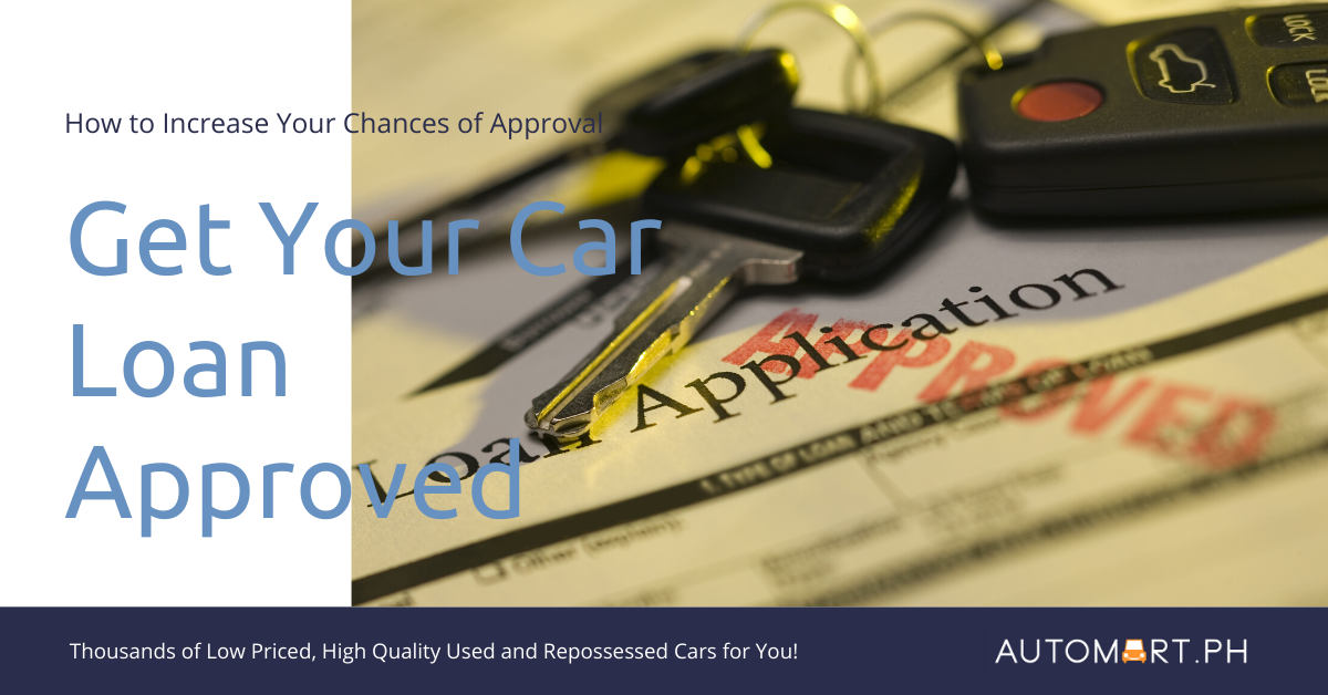 Used Car Loan: How to get Approved- the Ultimate Guide