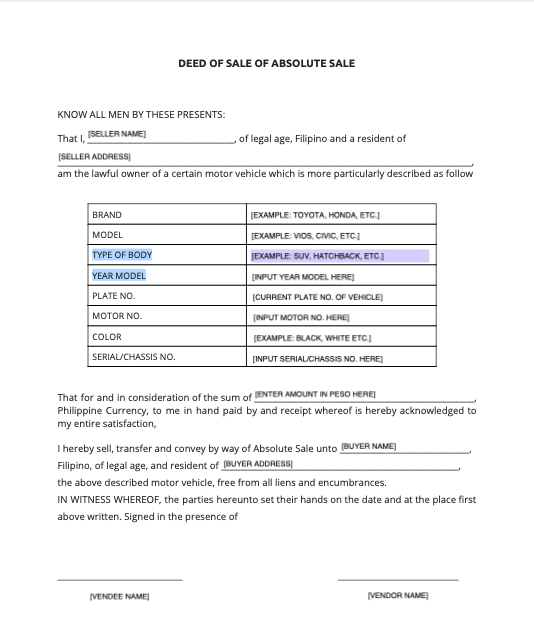 Deed-of-Sale-Cars-Philippines