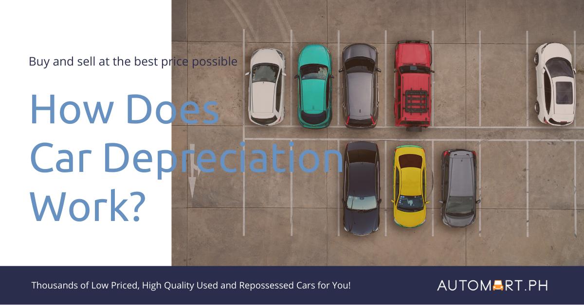 How Does Car Depreciation Work?
