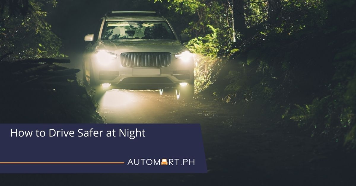 How to Drive Safer at Night