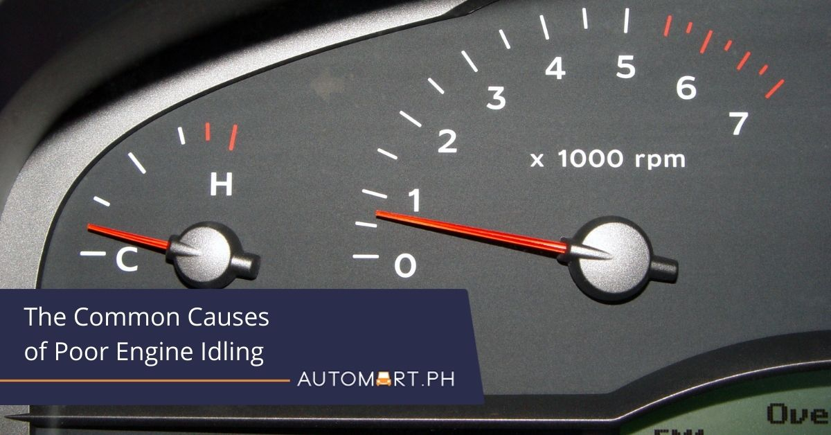The Common Causes of Poor Engine Idling